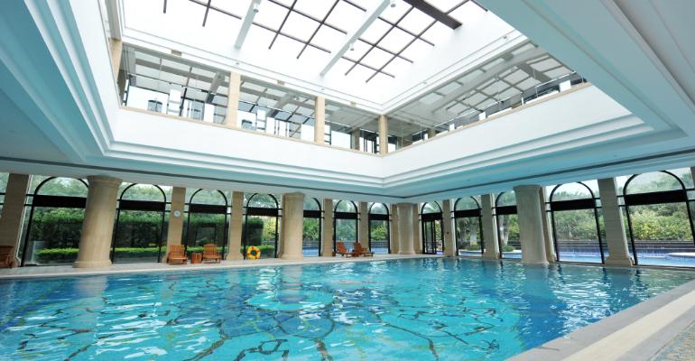 Calefacción de piscinas